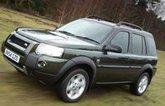 Common Land Rover Freelander problems