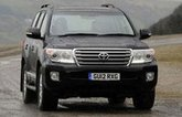 2012 Toyota Land Cruiser V8 review