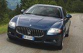 First drive: Maserati Quattroporte S