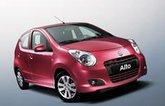 Suzuki Alto unveiled at Paris show