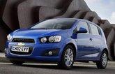 Chevrolet Aveo prices revealed