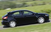 First drive: Mitsubishi Lancer Sportback
