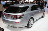 Saab 9-5 Sportwagon
