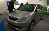 Tata EV driven - on video