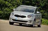 Our cars: Kia Carens MPV joins our fleet