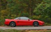Honda NSX – Rewind Wednesday