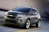 New Chevrolet Trax SUV revealed
