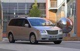Chrysler revises its Grand Voyager