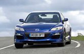 Mazda launches updated version of RX-8