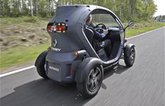 Renault Twizy on video