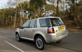 How to spec a Land Rover Freelander