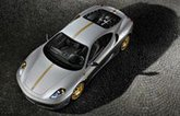 Last Ferrari F430 to be sold for charity