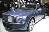 Frankfurt 2009: Bentley Mulsanne