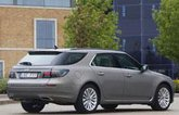 Saab 9-5 updated after criticism