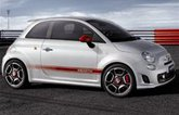 Fiat 500 Abarth: first pictures