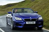 2012 BMW M6 Convertible review - updated