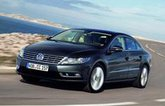 Volkswagen CC first review