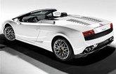 New Lamborghini Gallardo LP560-4 Spyder