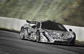 McLaren P1 engine revealed