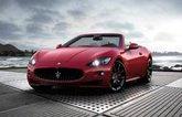 Maserati's high-performance Grancabrio