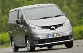 2012 Nissan NV200 Combi review