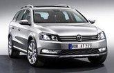 Volkswagen Passat Alltrack revealed