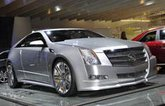 Cadillac's CTS Concept Coupe