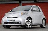 Toyota iQ 3 driven