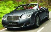 Revealed: Bentley Continental GTC Speed