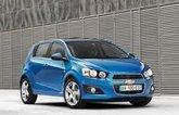 New Chevrolet Aveo from around 9500