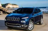 Jeep Cherokee pictures revealed