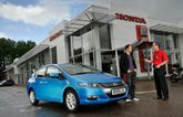 Our cars: Honda Insight