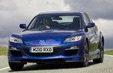 Mazda RX-8 stocks running low