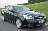 First drive: Chevrolet Epica