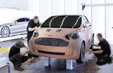 Aston Martin Cygnet city car revealed