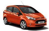 Geneva motor show 2012: Ford B-Max