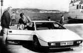 James Bond's Lotus Esprit sold