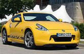 Nissan launches 370Z Yellow