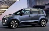 Updated Citroen C3 Picasso on sale