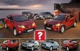 Used Honda CR-V vs Audi Q3 vs Toyota RAV4 vs Mazda CX-5