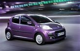Updated Peugeot 107 unveiled