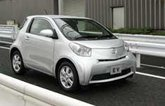 Toyota iQ EV review