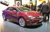 Vauxhall Cascada on sale in April