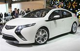 Opel Ampera takes to the road