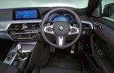 New BMW 5 Series Touring vs Mercedes E-Class Estate vs Volvo V90