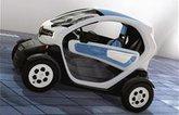 New Colour trim for Renault Twizy