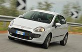 Fiat Punto Evo: driven