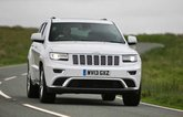 4621 Jeep Grand Cherokees to be recalled in UK due to parking issue