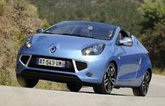 Renault Wind: driven