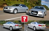 Used Audi A6 vs BMW 5 Series